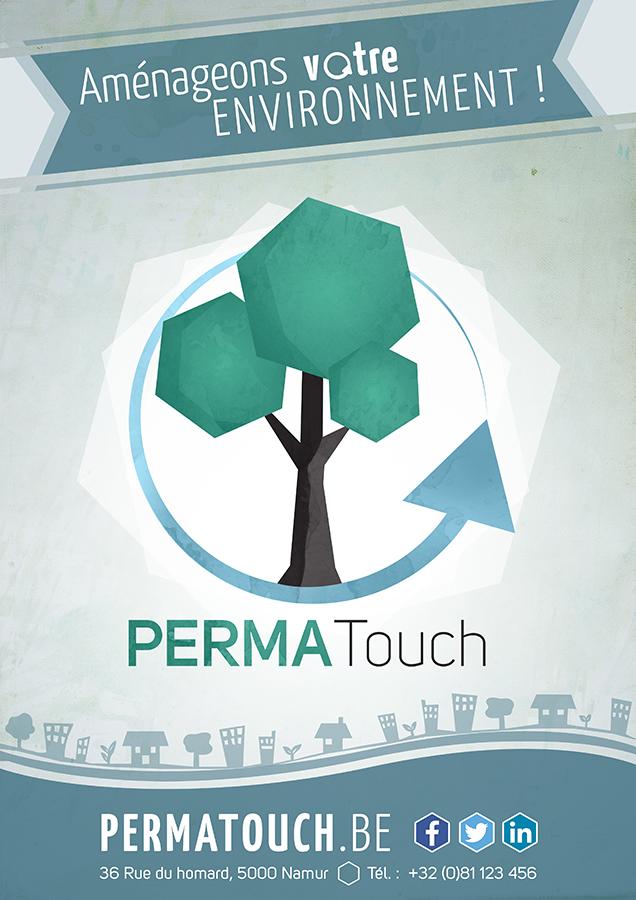 Affiche Permatouch